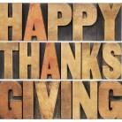 ¿Sucumbirás tú también a Acción de Gracias?