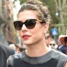 Las gafas fetiche de Carlota Casiraghi