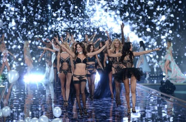 Desfile Victoria's Secret 2014.