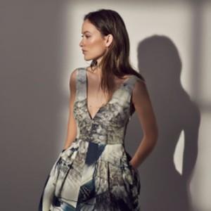 Olivia Wilde en una de las imágenes de la campaña Conscious Exclusive