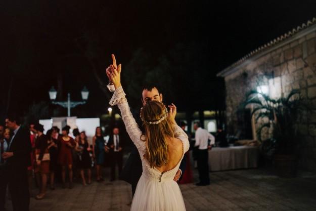 Momento del baile