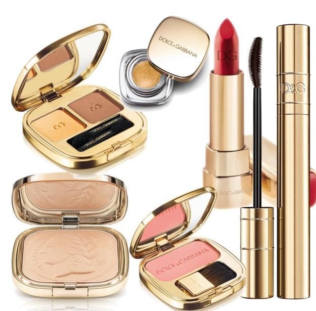 Cómo maquillarme para Navidad por los expertos de Dolce & Gabbana