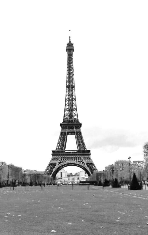 El símbolo más representativo de París, después de sus parisinas.