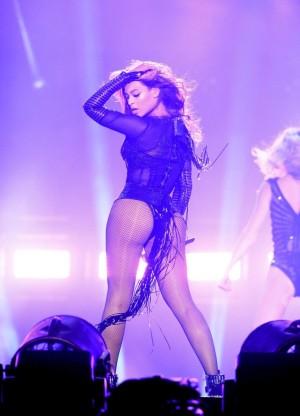 Beyoncé y su trasero espectacular