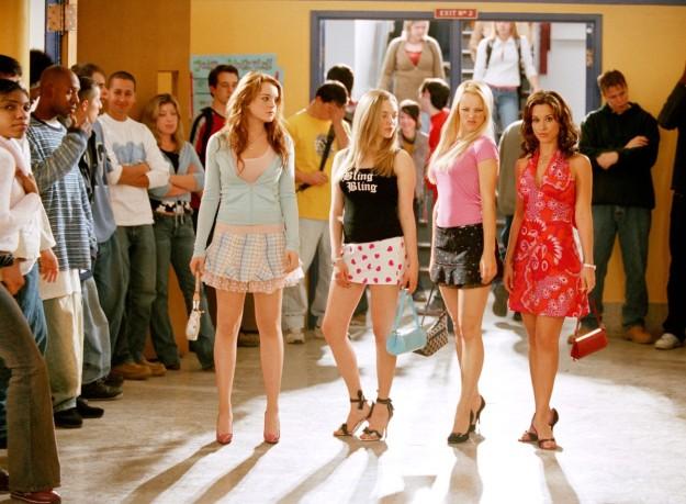 Fotograma de Chicas Malas, película de culto teen en los 2000