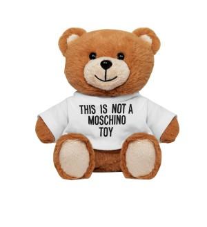 Moschino Toy, ¡un oso de peluche!