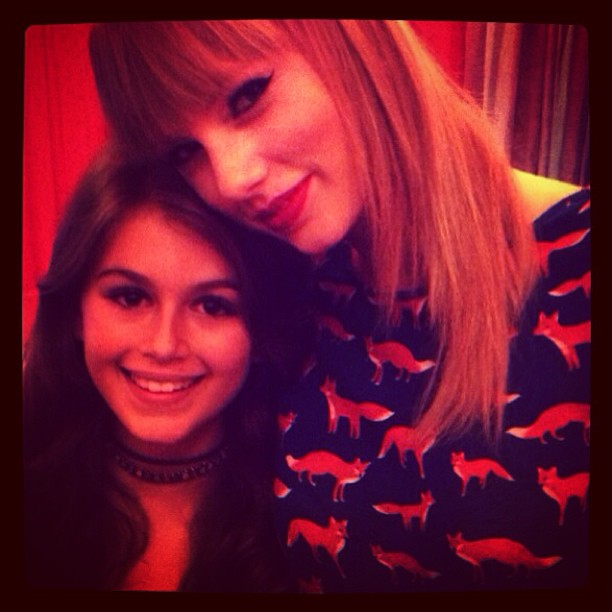 ...y seguidora de Taylor Swift.