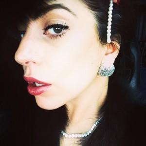 Selfie de Lady Gaga