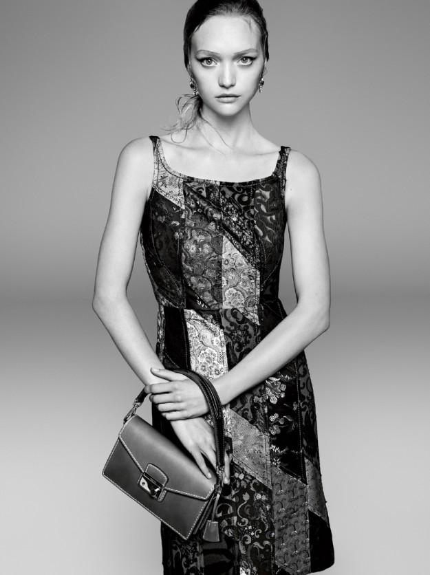 7ee4b5c7b8 Gemma Ward, nueva imagen de Prada | TELVA