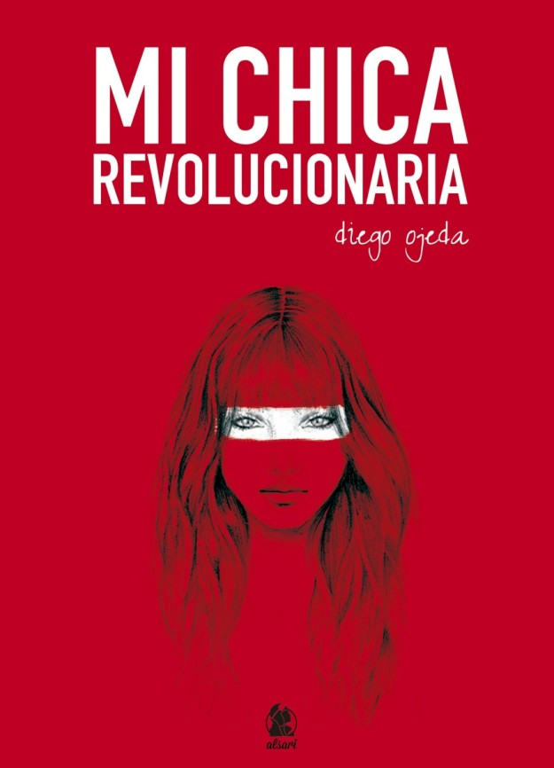 Portada de Mi Chica Revolucionaria.