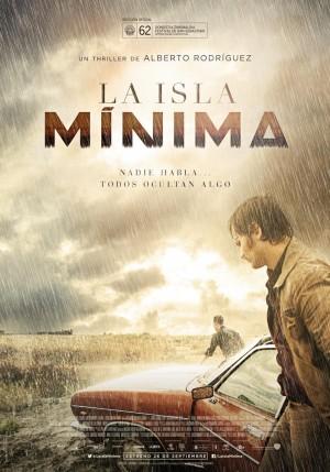 Cartel de La Isla Mínima.