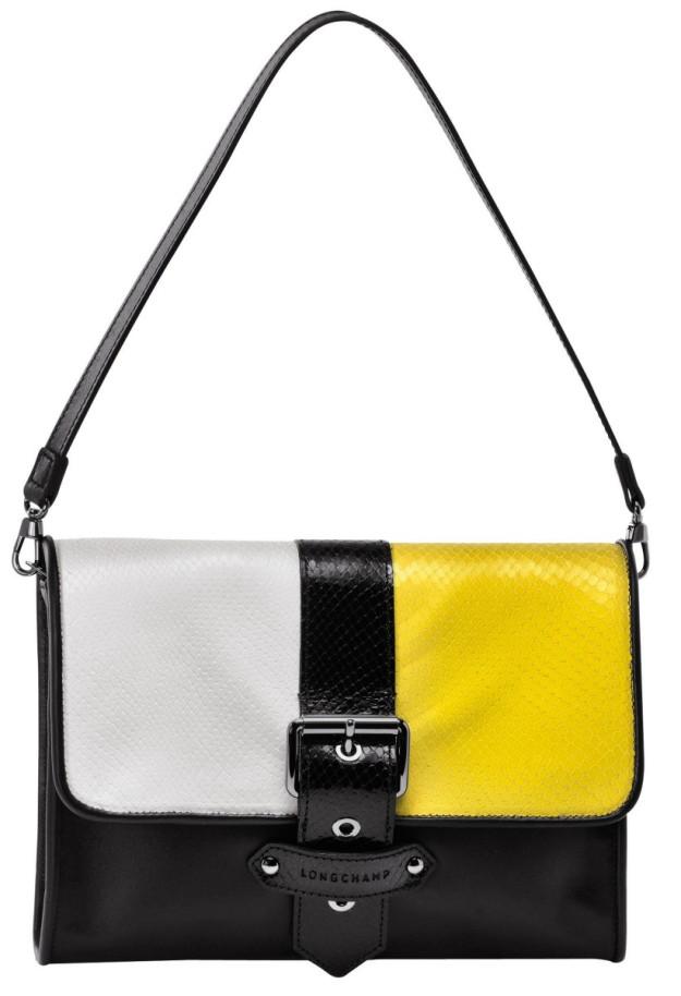 Kate Moss ha diseñado un color block estilo años 60