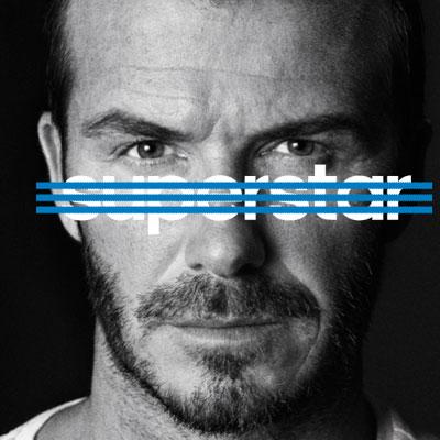 David Beckham en la nueva campaña de Adidas