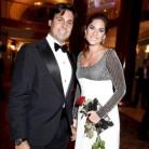 Lourdes Montes, embarazada de su primer hijo