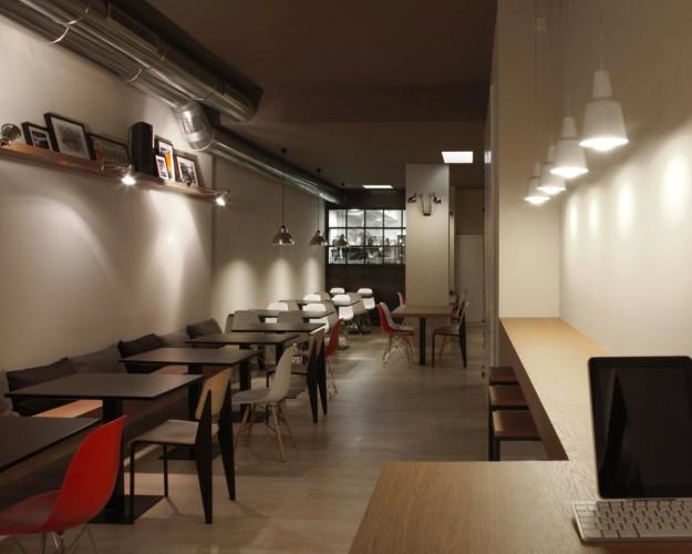 Restaurante Copenhagen sin gluten en Valencia