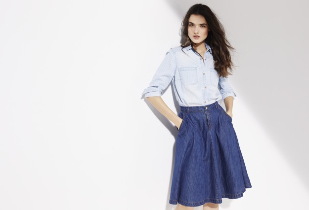 Campaña Suiteblanco jeans P/V 2015.