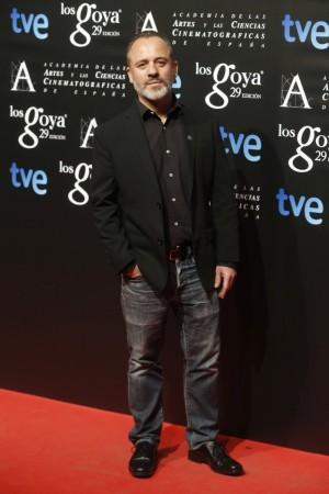 Javier Gutiérrez es el candidato más fuerte para llevarse la estatuilla al Mejor actor