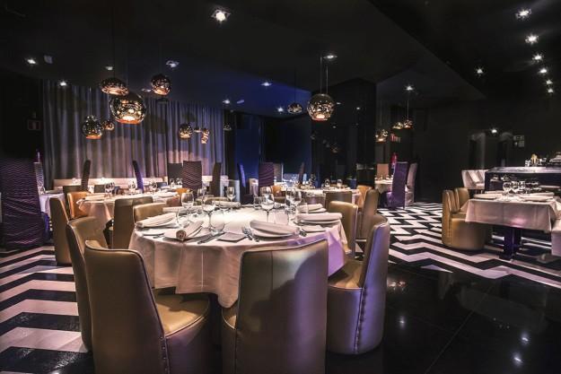 Restaurante OPIUM Madrid.