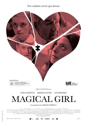 Cartel de Magical Girl.