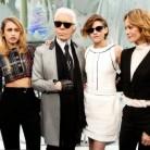Alice, Kristen y Vanessa: 3 fidèles, 3 rostros para Chanel