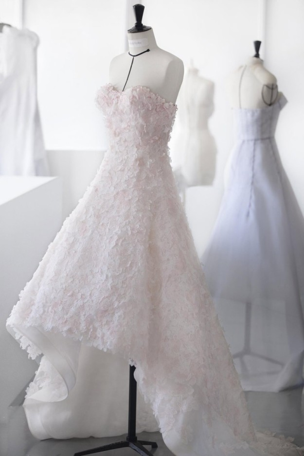 Vestido de Dior de Alta Costura