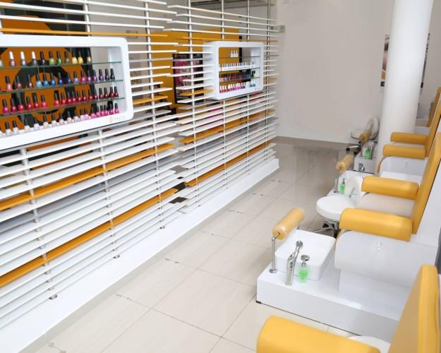 D-Uñas cuenta con espacios de manipedis en toda España.