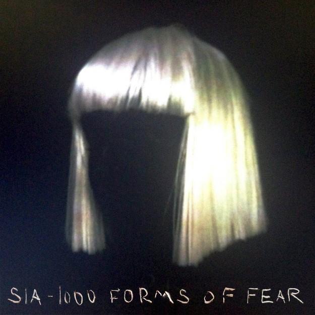 Portada de 1000 forms of fear de Sia.