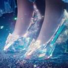 Más de 20 diseñadores interpretan el zapato de Cenicienta