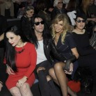 Las celebrities españolas no se pierden la Madrid Fashion Week