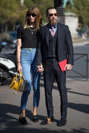 Justin O´Shea y Veronika Heilbrunner