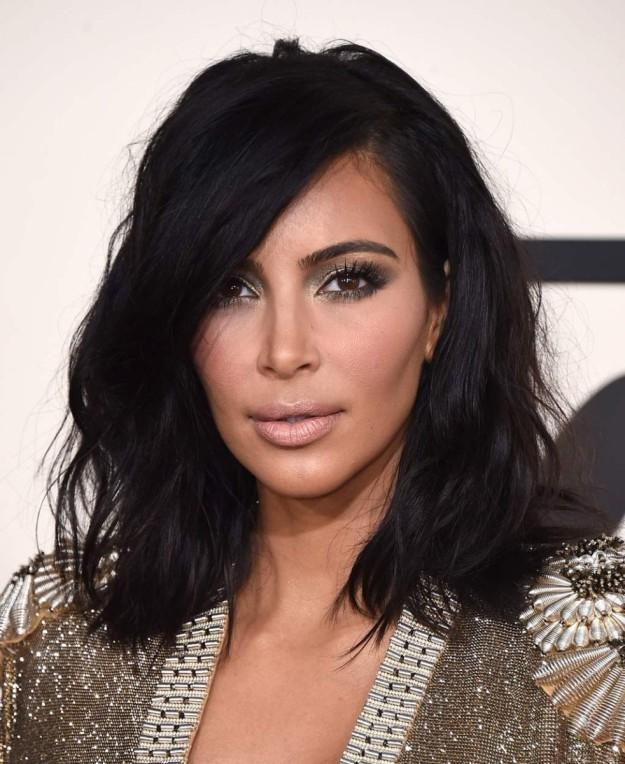 El nuevo corte de pelo de Kim Kardashian.
