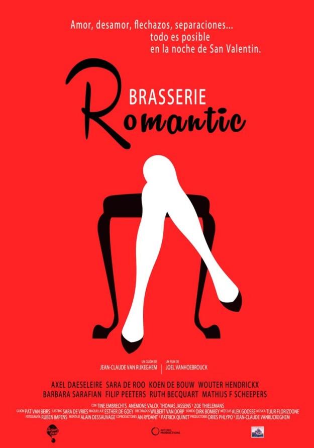 Cartel de Brasserie Romantiek.