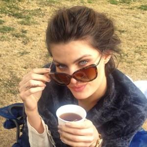 Isabeli Fontana y su pasión por el té
