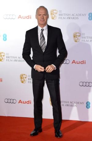 Michael Keaton podría llevarse el Oscar al Mejor actor por su interpretación en Birdman