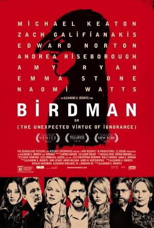 Cartel de Birdman.