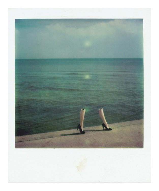 El fotógrafo francés era un fetichista de las piernas de mujer.