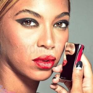 Beyoncé sin retocar con el Photoshop
