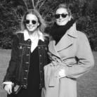 El desfile de Burberry Prorsum desde el smartphone de una estilista