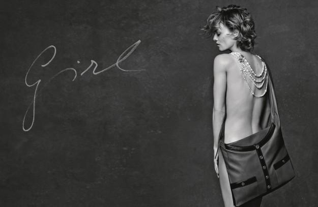 Vanessa Paradis es la embajadora del nuevo bolso 'Girl'.