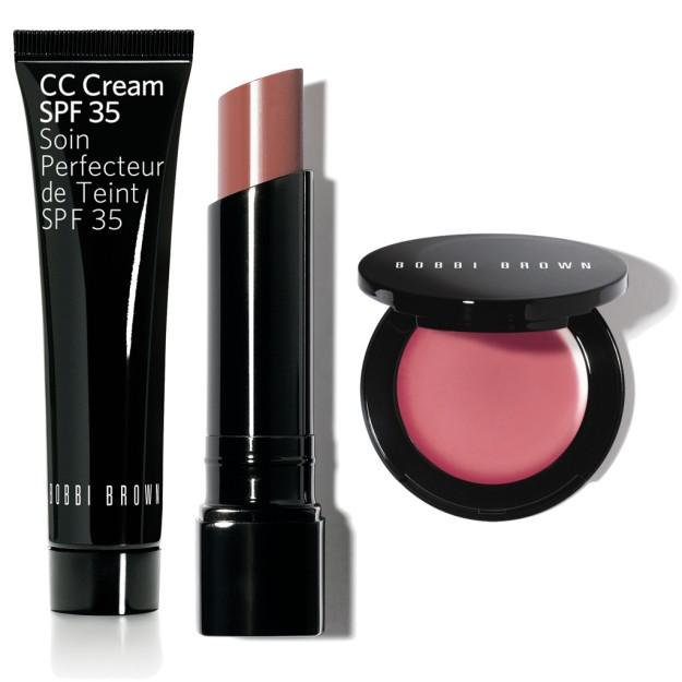 Los básicos para un maquillaje siempre joven por Bobbi Brown