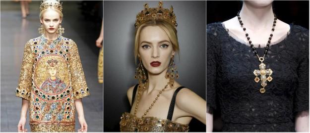 Últimas colecciones de Dolce & Gabbana.