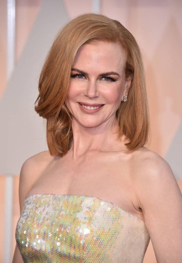 Nicole Kidman y el zumo de arándanos para un pelirrojo radiante