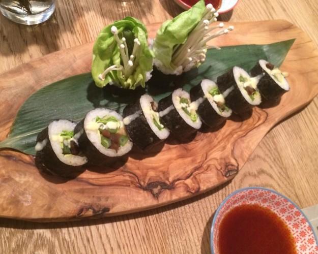 Hemos probado: Restaurante Sushita Café