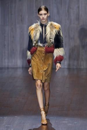 Falda de Gucci