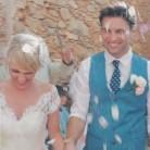 Una boda 100% irish celebrada en Sitges