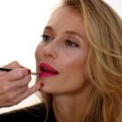 Un look fresh con labios fucsia con Vanesa Lorenzo