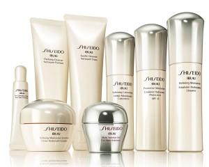 Línea Ibuki de Shiseido