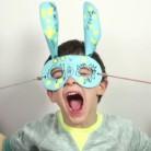¡Hazte con la máscara pascuera DIY de Stella McCartney para niños!