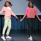 Michelle Obama pone a bailar a las redes