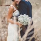 Una boda palaciega y de espíritu vintage